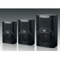 Buy cheap Portable Concert Sound System Full Range Stage Monitor Speaker With Black Paint product
