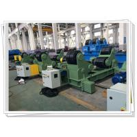 Buy cheap Remote Control Wind Tower Production Line Self Aligned Welding Rotator product
