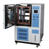 Buy cheap LCD Constant Temperature Humidity Test Chamber / Environmental Testing Equipment product