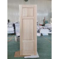 Buy cheap 2350mm Max Height Oak Solid Wood Door For Luxury House With 35 40 45mm Thickness product