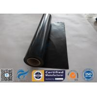 Buy cheap Non Toxic PTFE Coated Fiberglass Fabric High Dielectric Strength product