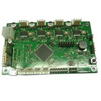 China Two Layer Laser PCB SMT Assembly Servo Controller Board With IC Programming on sale