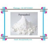 Buy cheap Intermediates & Fine Chemicals White Needle Crystal / Weight Loss Powder Furazabol CAS 1239-29-8 product