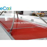 Buy cheap Fin Condenser Coil Type Heat Exchanger , Evaporator Air Cooled Heat Exchanger product