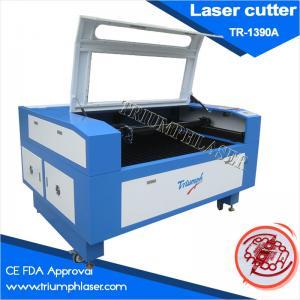 Buy cheap Découpeuse de laser de CO2 de la fabrication 80W 100W 130W 150W de FDA de la CE de Triumphlaser pour le non-métal acrylique en bois product