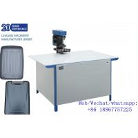 Buy cheap New Design Imported Components High quality Hot Sale Auto type Luggage Cutting Machine product