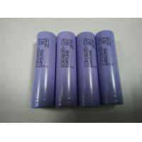 Buy cheap 3.7v 3000MAH  lithuim 18650 battery for samsung 18650-30A for free shipping product