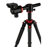Buy cheap Camera Tripod 66 inch Portable Professioional Aluminium Monopod 4 Section Professional Tripods with black,orange,red,etc product