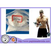 China Lean Muscle Mass SARMs Steroids Testolone Rad 140 Oral Sarm Steroid wholesale