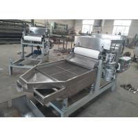 Buy cheap Automatic Cashew Cutting Machine High Efficiency Less Material Consumption product