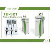 Buy cheap 5 or 2 Heads 10.4 Screen Cryolipolysis Slimming Machine for Body Fat Removal product