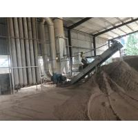 Buy cheap Biomass Pellet Plant Hammer Mill Machine 1-10t/h Wood Grinding 50 HZ product