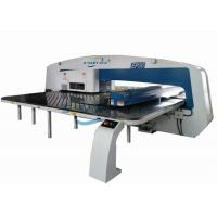Buy cheap 200KN CNC Turret Punch Press Machine Impact Resistant Siemens Controller product