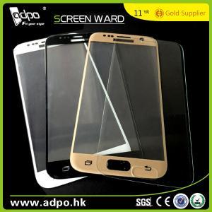 Buy cheap サムスン ギャラクシーs7のための3D完全なカバー緩和されたガラス スクリーンの保護装置 product