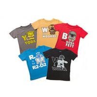Personalized Children's Style Clothing , Various Colors Soft Material Casual Tee Shirts