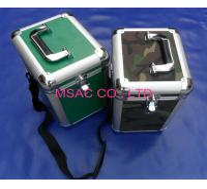 Buy cheap El aluminio lleva cajas/cajas que llevan de Cases/PVC que llevan/cajas del camuflaje/cajas del ejército product