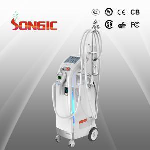 Buy cheap Body Shaping Machine Laser Lipo + Cavitation + Vacuum Slimming Equipment product