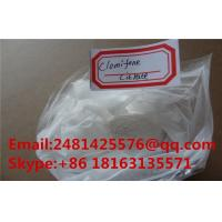Buy cheap Oral Anabolic Anti Estrogen Homebrew Steroids Clomiphene Citrate CAS 50-41-9 from wholesalers