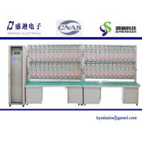 Buy cheap Single Phase Meter Test Bench,48 calibrated energy meter, 0.001Amps~120Amps,30 from wholesalers