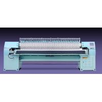 33 Heads Single Color Embroidery Multi Needle Quilting Machines Easy Operation