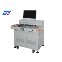 Buy cheap Lithium Battery Pack Tester , 24 Series BMS Test System AWT-2408 product