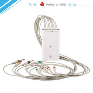 China Professional 12 Lead IPad / IPod ECG / EKG Machine Clinic Bluetooth ECG Device wholesale