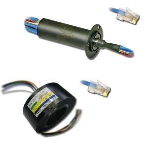 China DigitalSlip Ring transfer USB signal SD-SDI signal  HD-SDI signal for Ethernet on sale