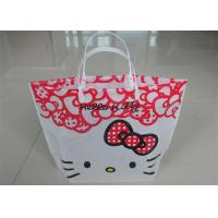 Buy cheap Lovely Cute LDPE Handle Gift Packaging Bag Water Proof For Retail Shops product