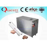 Buy cheap Metal Laser Rust Removal Machine for cleaning paint rust oil 60W 100W Handheld product