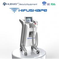 China newest vertical  Hifushape body slimming machine/Ultrasonic slimming on sale