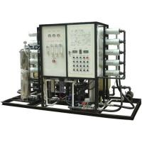 China Large Seawater Reverse Osmosis Desalination Plant 1 - 100 Ton Per Hour Capacity on sale