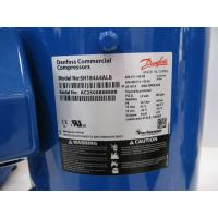 Buy cheap 15HP R410A SH184A4ALB  Performer 8HP Scroll Compressor AC Power Blue Color product
