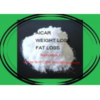 Quality Weight Loss Powder Aicar / Acadesine Ampk Activator 2627-69-2 Sarm Powder For Fat Loss for sale