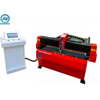China Cnc Plasma Metal Cutting Machine 1325 With High Cutting Speed CE Approved on sale