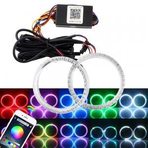 Buy cheap 80MM RGB Colorful Car  95MM Bluetooth Fog Lights product