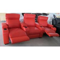 Buy cheap Home furniture living room leather recliner sofa cinema theatre chairs LS607 product