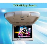 China Built-in IR transmitter, best sale 15 flip down TFT LCD monitor / roof mount car dvd players / ceiling monitor on sale
