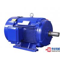 Low Voltage Squirrel Cage Three Phase Asynchronous Motor