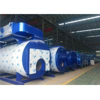 China 4 Ton Industrial Oil Central Heating Boilers / Oil Fired Steam Boiler 3.6kw Power on sale