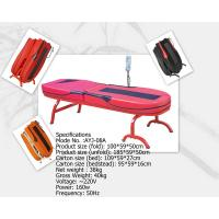 Buy cheap thermal jade massage folded  bed for therapy whole boday product