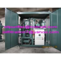 China Waste transformer oil regeneration plant, Dielectric Strength Recovery System on sale