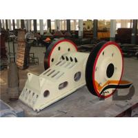 China High Manganese Steel Crusher Spare Parts Jaw Crusher Tooth Swing And Fixed Jaw Plates on sale