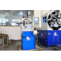 Buy cheap Computer Spring Making Machine , Cnc Torsion Spring Machine Two Axes from wholesalers