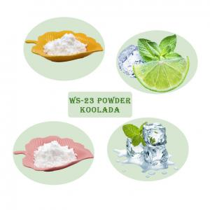 Buy cheap Concentrated Mint Flavour WS-3 Koolada Powder Cooling 99% Purity product