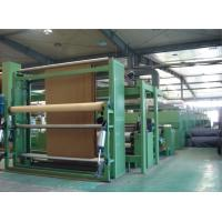 Buy cheap Gas Direct Heating Textile Stenter Machine , Durable Hot Air Stenter Machine product