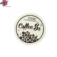Buy cheap Coffee capsule lids, aluminium foil lids,china factory cheap packaging aluminium foil lids product