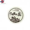 Buy cheap Coffee capsule lids, aluminium foil lids,china factory cheap packaging aluminium from wholesalers