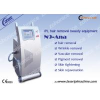 Buy cheap Salon Ipl Beauty Machine For Birthmark Removel , Face Wrinkle Remover product