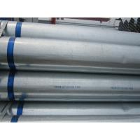 China Customized ERW ASTM Hot-dip Galvanized Steel Pipe for Structure , Water Pipe on sale