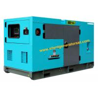 China 150KW Anti - Vibration Super Silent Diesel Generator Set Canopy Type With Deutz Engine on sale